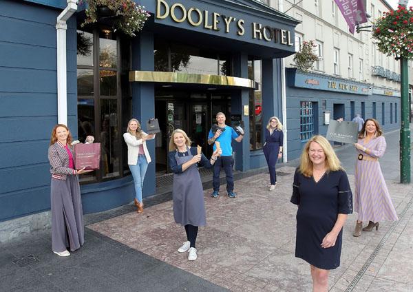 Dooleys Hotel voucher initiative