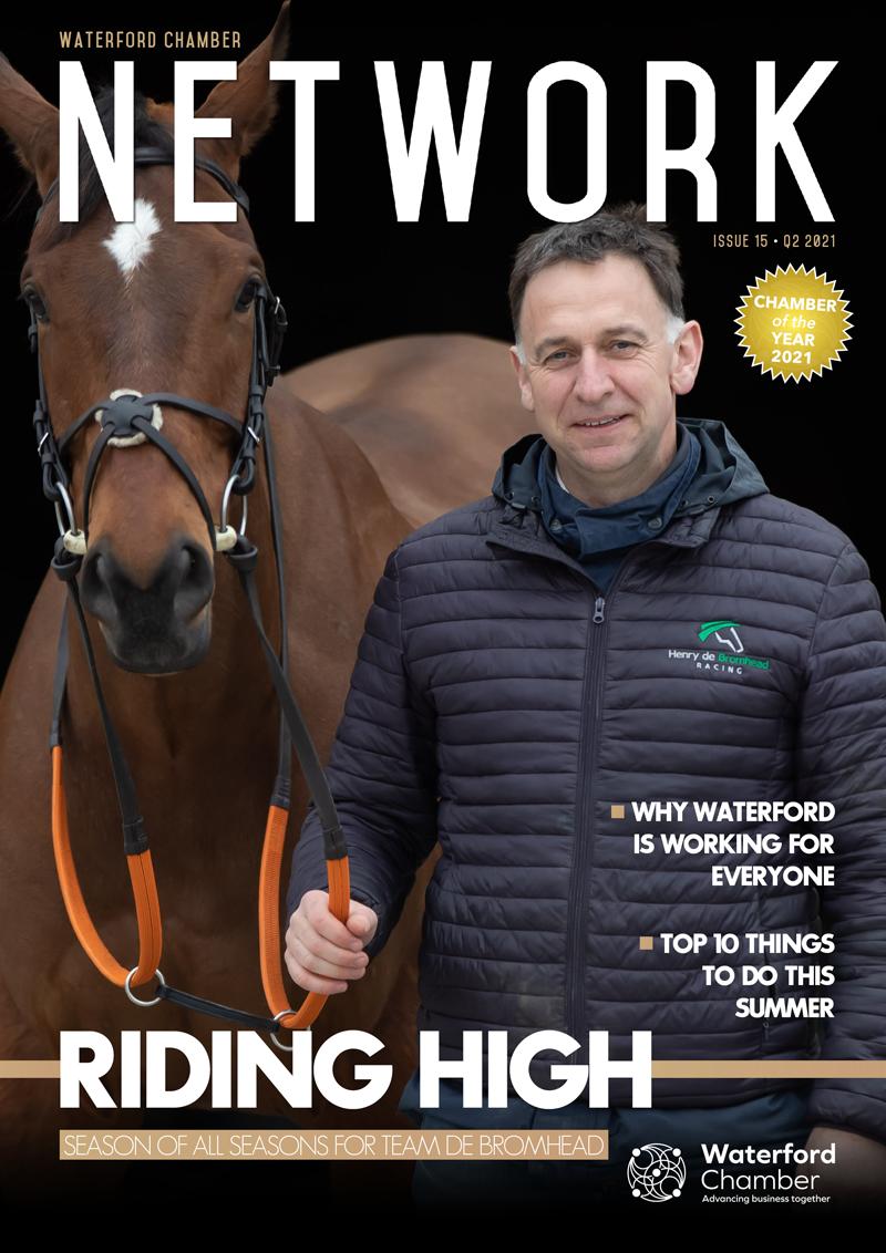 Network Magazine - Issue 15 - Q2 2021